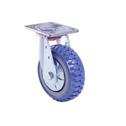 Swivel Type Anti Skid Caster Wheels
