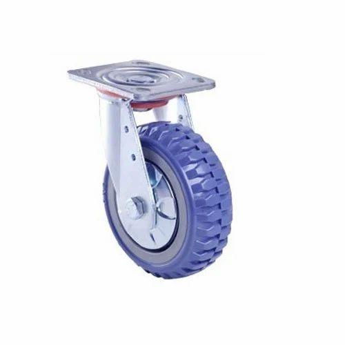 Swivel Type Anti Skid Caster Wheels