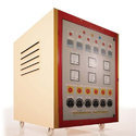 Stainless Steel Three Phase Heater Control Panel, Ip Rating: Ip54, For Motor Control