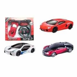 Plastic Remote Control Car Toy