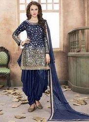 Printed Punjabi Suit Printed Punjabi Suit