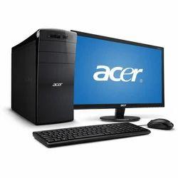 Acer Computer Desktop, Memory Size: 4 Gb
