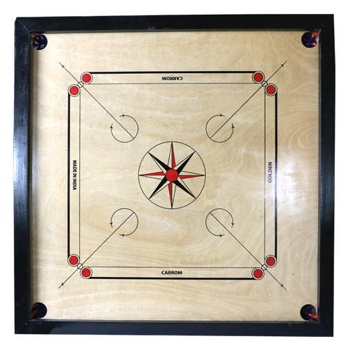 Manufacturer Of Golden Carrom Boards Amp Carrom Coins By