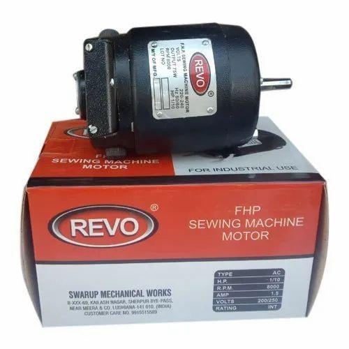 Revo FHP Sewing Machine Motor