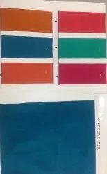 Plain Chinon Chiffon Fabric
