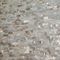 River Shell Brick Tiles, Size: 30x30 cm And 60x60 cm