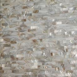River Shell Brick Tiles
