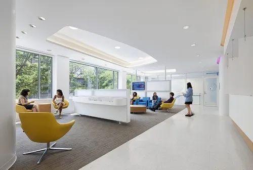 Hospital Interior Designers, Hospital & Clinic Interior