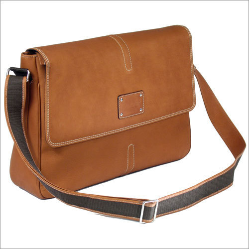1c3b5662ee35a Brown Leather Laptop Bag