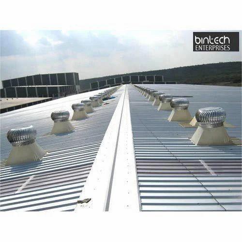 Warehouse Airflow Ventilator