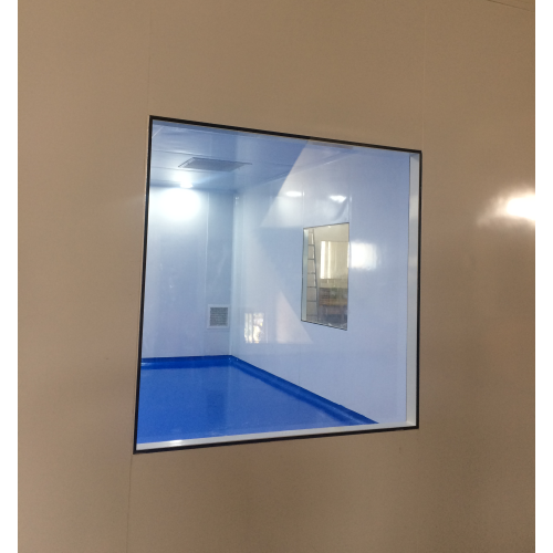 VENT Glass View Panel