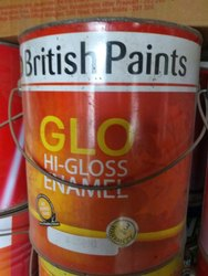 British Enamel Paint