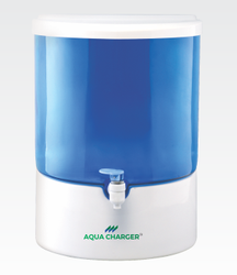 Aqua Charger Activated Carbon+sediment+uv Dolphin Water Purifier, For Home, Capacity: 8 Liter