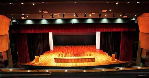 Automatic Stage Curtain At Rs 120000 1 Job