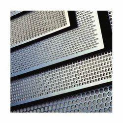 Perforated Metal Screen Sheet