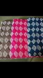 Traditional Indigo Printed Cotton Fabric