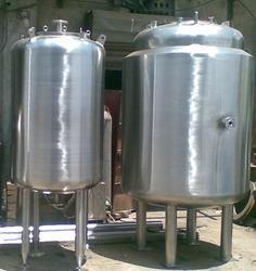 SS 316 Jacketed Tanks