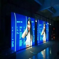 QIANGLI Video Display Function Van and Full Color LED Mobile Advertising Van, Refresh Rate: 1920