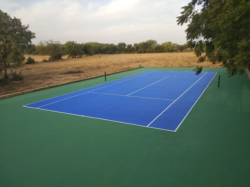 Tennis Court Construction service