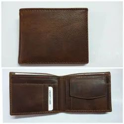Genuine Leather Wallet For Men's