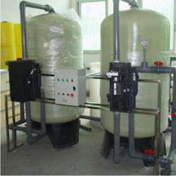 AGS Water Demineralization Plant