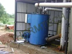Vertical Hot Water Generator