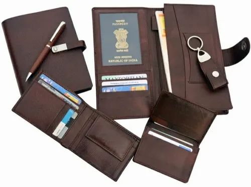Corporate Leather Gift Set