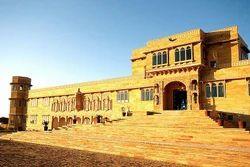 Resort In Jaisalmer For Sale, Size/ Area: 32 Bigha