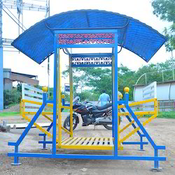 Outdoor Playground Swing