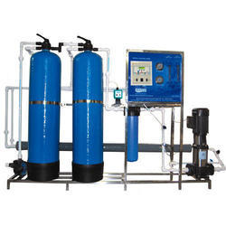 Semi-Automatic Commercial Water Treatment Plant