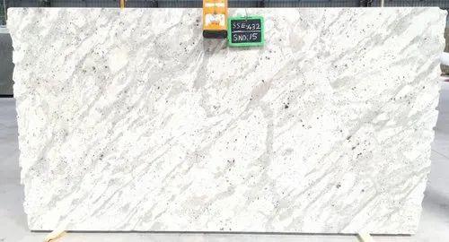 Slab Andromeda White Granite