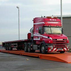 Heavy Duty Electronic Weighbridge