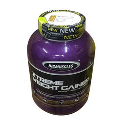 BIG MUSCLES Xtreme Weight Gainer, 1 Kg