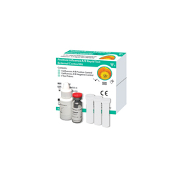 Influenza A/B Rapid Test Control Kit