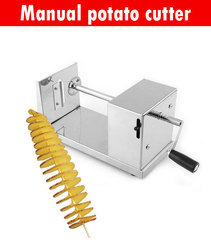 Manual Potato Cutter