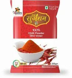 MDH Kashmiri Red Chilli Powder, Packaging Size: 25 kg, Packaging Type: PP Bag