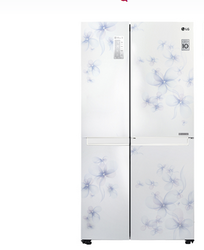 687 Litres Side By Side Refrigerator