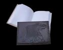 Elephant Embossed Handmade Leather Notebook