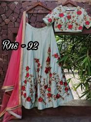 RNS - 92 Banglory Lehenga