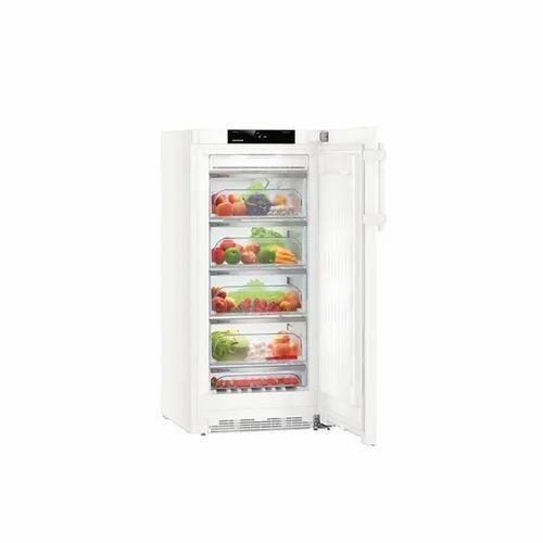 White Liebherr BP 2850 Premium Refrigerator, 161 Liters | ID