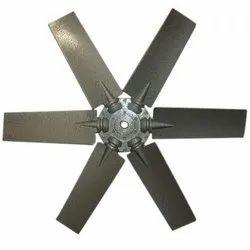Aluminum Impeller 6 Blade Dia 560 mm