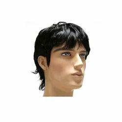 Gents Fiber Hair Wig