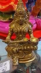 Brass Annapurna Statue