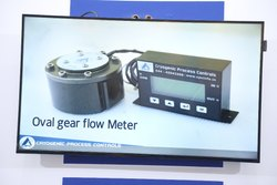 CPC Oval Gear Flow Meter