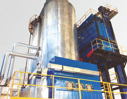 Biomass Coal Fired Five Pass Thermic Fluid Heater