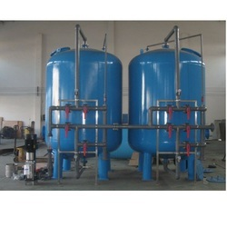 5-10 T/h And 10-20 T/h Activated Carbon Filter
