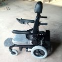 Foldable Back Rest Wheelchair Motorized