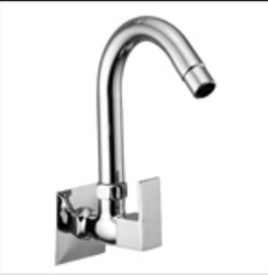 Sink Cock With Swivel Spout Scorpio