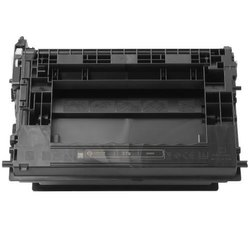 HP 37X High Yield Black Original Toner Cartridge, CF237X