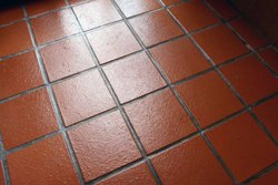 Floor Tile Acid Cleaning Service